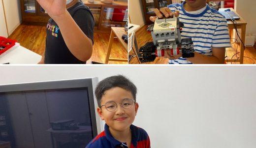 (L1-第13回)モーターと回転センサーを使ってターンしてみよう!