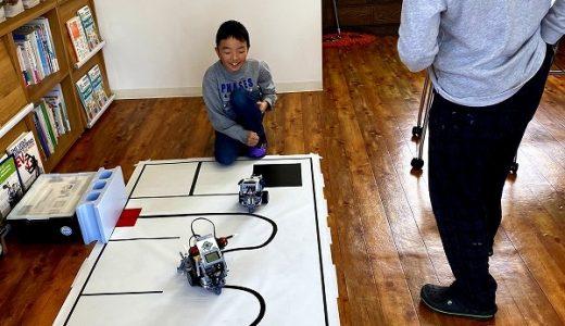 ロボット競技会準備、3回目!プログラムの作成を進めています!